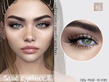 . OH! - Basic eyeliner ll - Lelutka evolution