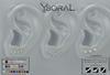~~ Ysoral ~~  .:  Set Luxe 3 Earrings Eva :.(STYLE HUD)
