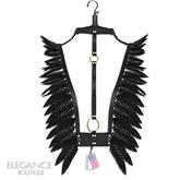 "Elegance Boutique - Top - Black - "" Sercy"" - Legacy / Maitreya /Slink / Belleza"