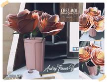 Audrey Flower Vase ♥ CHEZ MOI