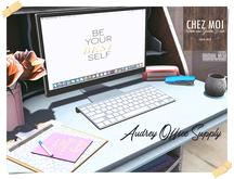 Audrey Office Supply ♥ CHEZ MOI