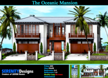 ::SD:: The Oceanic Mansion - Unfurnished - (Boxed)