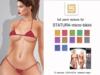 [LS] TEXTURE (FAT) PACK02 SOLID - STATURA-micro-bikini