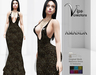 [Vips Creations] - Original Mesh Dress - PROMO [Amanda A]HUD-Maitreya Gown