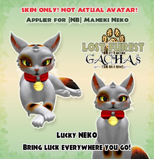 {NB} Maneki Neko - Lucky Cat Mod