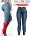 Blueberry - Unbothered - Denim Jeans - Bluemood