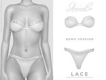Lace Lingerie ➔ DEMO *bom*