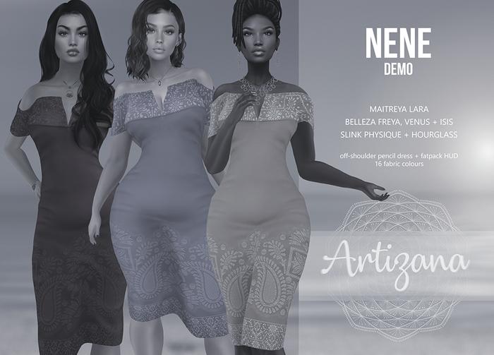 Artizana - Nene Collection (Demo)