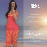 Artizana - Nene I - Off-Shoulder Pencil Dress
