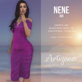 Artizana - Nene XVI - Off-Shoulder Pencil Dress