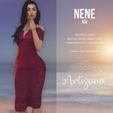 Artizana - Nene XIV - Off-Shoulder Pencil Dress