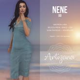 Artizana - Nene XII - Off-Shoulder Pencil Dress