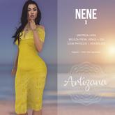 Artizana - Nene X - Off-Shoulder Pencil Dress