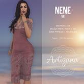 Artizana - Nene VII - Off-Shoulder Pencil Dress