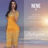 Artizana - Nene IX - Off-Shoulder Pencil Dress