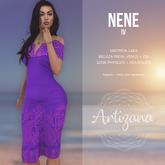 Artizana - Nene IV - Off-Shoulder Pencil Dress
