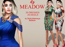 LEGENDAIRE MEADOW DRESS