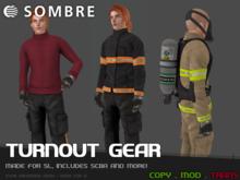 Sombre Turnout Bunker Gear v3