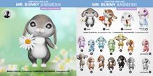 SEmotion Libellune Mr. Bunny Animesh #8 3 animations