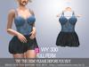 [WY]Full Perm 330 skirt
