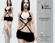 [Vips Creations] - DEMO - Original Mesh Dress - [Heather2]-Maitreya