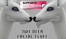 Snode - TWI Deer Facial Fluff