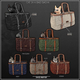 -David Heather-Cat in a Bag/Navy