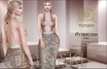 TO.KISKI - Attraction Gown - FatPack (Add)