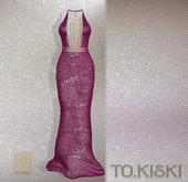 TO.KISKI - Attraction Gown - Pink (Add)