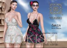TO.KISKI Fatpack - Siren Mini Dress (add me)
