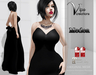 [Vips Creations] - Original Mesh Dress - [Medea] - FITTED MESH