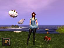 1. Dead Dollz - Go Ask Alice - Alice's Dress