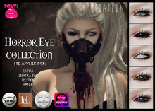 [POUT!] Horror Eye collection- Eye Applier *UPDATE