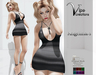 Vips Creations] - Original Mesh Dress - [Angelina3]HUD-Maitreya