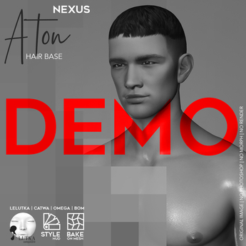 DEMO_NeXus 'ATON' Hair Base