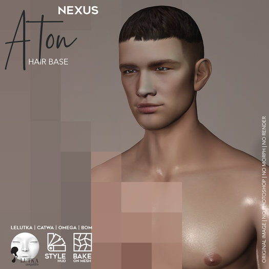 NeXus 'ATON' Hair Base