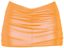 EVIE - IDFC Skirt - Orange