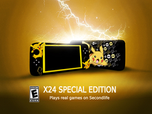 X24 HANDHELD DEVICE(SPECIAL EDITION)