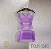 TO.KISKI - Sweet Honey /Violet Box (add me)