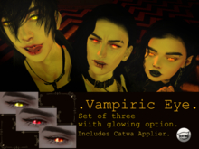 -PP- ~{Vampiric Eye}~ catwa applier