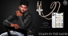 [ SpotCat ] Chain in hand