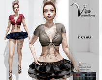 [Vips Creations] - Original Mesh Dress-[PROMO]-[Fenia]HUD-Maitreya