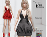 [Vips Creations] - Original Mesh Dress  - [Katrin-Colors]Hud-Maitreya