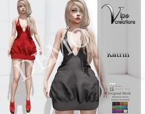 [Vips Creations] - DEMO - Original Mesh Dress - [Katrin-Colors]