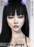 . OH! - Aiko -  LeLUTKA Head Erin - bento shape