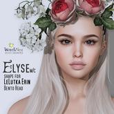 { wren's nest } Elyse Shape - LeLutka Erin Bento head