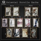 Bee Designs Oriental Scrolls gacha 6