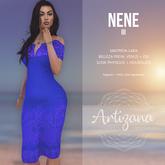 Artizana - Nene III - Off-Shoulder Pencil Dress