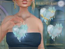 #187# Devlin's Iced Heart *Holding*