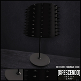 [Kres] Fetish Lamp